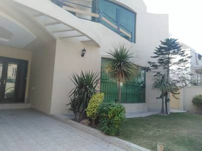 One kanal Full Furnished house in DHA for rent (Daily/weekly Basis) 3