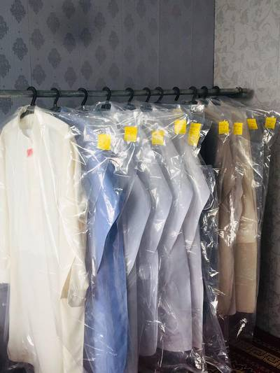 Vip dry cleaners 2