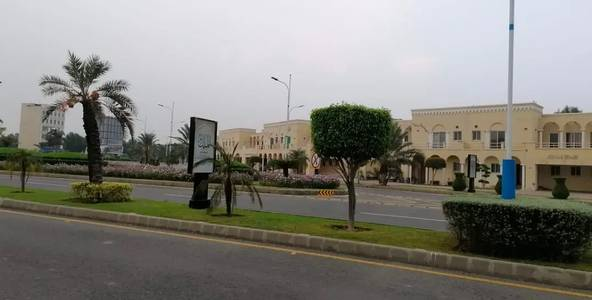 8 Marla OLC-B Block Plot Available For Sale In Bahria Orchard 16