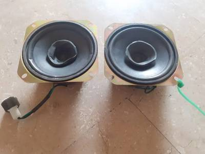C6 H4 HID tubes and 4 inch speakers 6