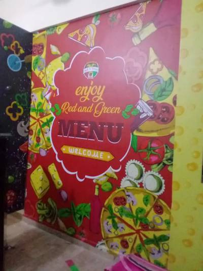 Customized Wall Papers (Vinyle Sticker) 6