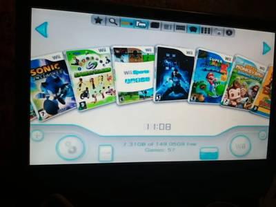 Nintendo Wii softmode 2