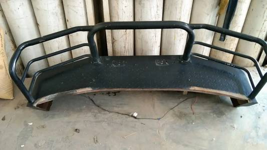 91 Prado front and rear bumpers 7