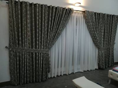Curtains and curtains blinders interior in islamabad 2