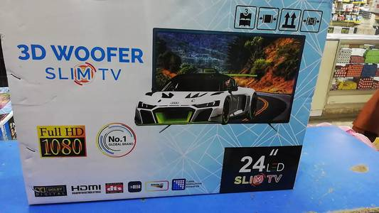 """22"""" UHD And IPS display led tv. Home delivery service available. 10"""
