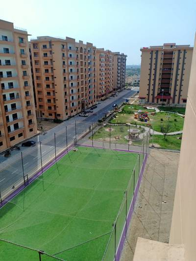 Brand New 10 Marla 3 Bed 7th Floor Flat Available For Rent In Askari10 1
