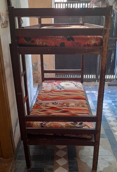 Kids Bunker Bed  with two matters 3