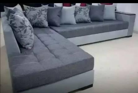 New variety L shape sofa set only 26999 4