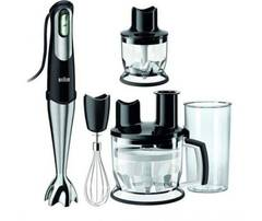 BrAun Hand blender & multi quick and all food factory's 0