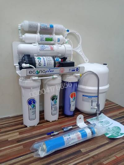 Mineral Water Filter Ro plant - Econoplus 6 Stages Water Purifier 0
