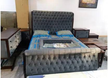 Full King size bed 1