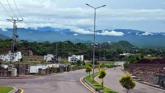 5 marla plot for sale in park view city islamabad 1