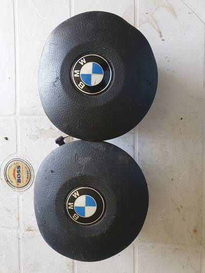 BMW 3 SERIES E46 DRIVER SIDE AIRBAG STEERING AIRBAG 0