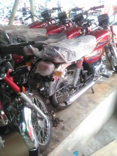 New and used bikes available 1