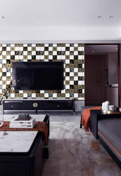 3d wallpaper, window blinds, wooden floor, vinyle flooring, grass carp 3