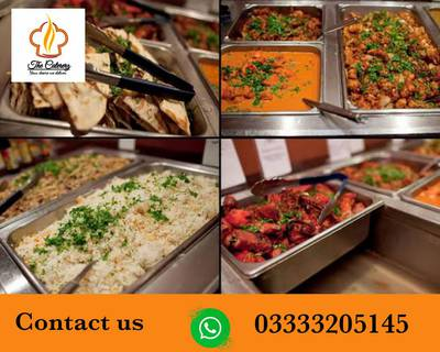 All Events Best Catering Services all Over in Karachi. 0