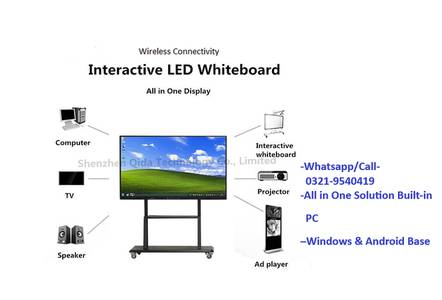 Smart Board, Interactive Touch LED Panel, Smart Touch Screen LED 2