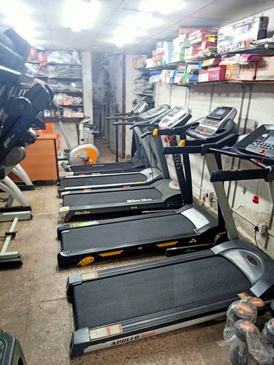Home Use & Commercial Exercise Machines 4