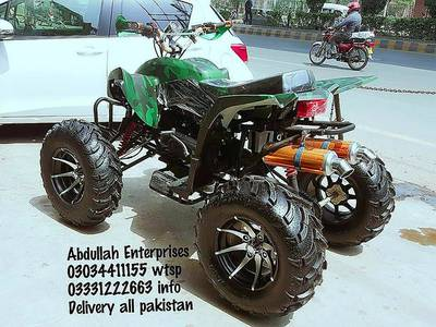 All verity of 49 cc to 300 cc Atv quad bike for sale at Abdullah shop 3