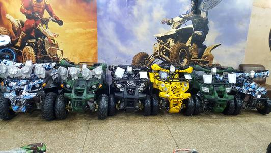 All verity of 49 cc to 300 cc Atv quad bike for sale at Abdullah shop 11