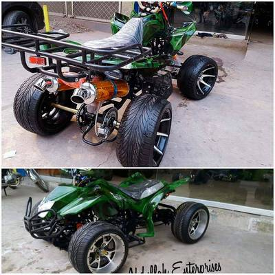 All verity of 49 cc to 300 cc Atv quad bike for sale at Abdullah shop 14