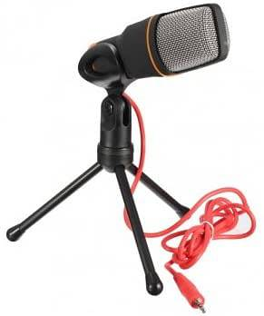 Condenser Microphone with Tripod Stand 1