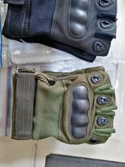 Army gloves for defense 3