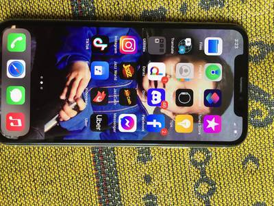 Iphone x 64gb pta approved 9