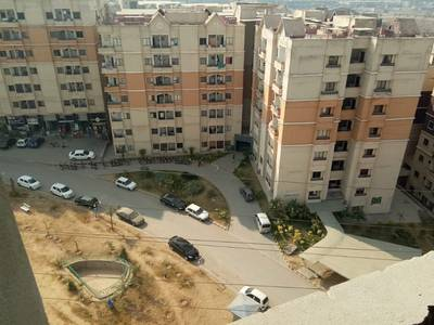 Brand New One Bed Flat Available For Sale At Dha Phase 2 Islamabad. 21