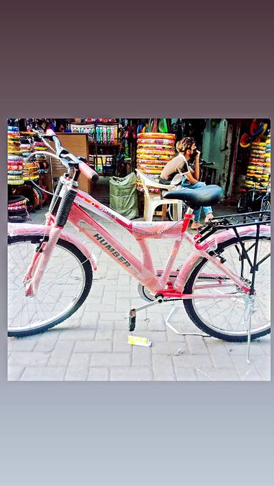 """HUMBER 26 """" BICYCLE 5 YEARS WARRANTY 4"""