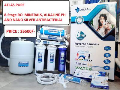Best Vietnam 7 Stages Ro Plant - ATLAS PURE water filter 4