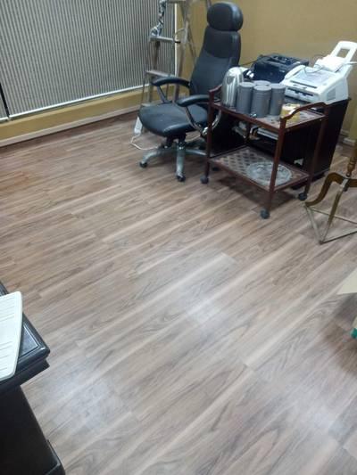 Vinyl Floor wooden floor 3D wallpaper 9