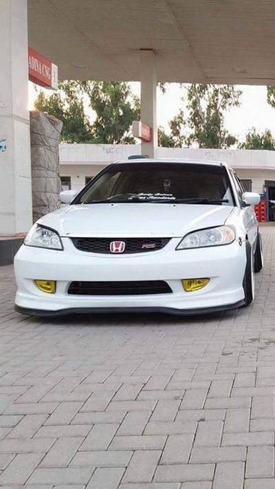 Civic 2002 To 2005  Body Kits Available 0