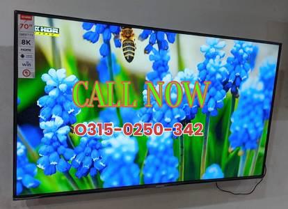 65 INCH SLIM N SMART UHD LED TV AT AFFORDABLE RATES 17