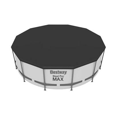 Bestway Steel Pro Round Swimming Pool For Kids And Adults 5