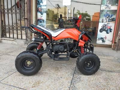 Mini Sports Raptor 125cc Atv Quad 4 Wheels Bikes With New Features 8