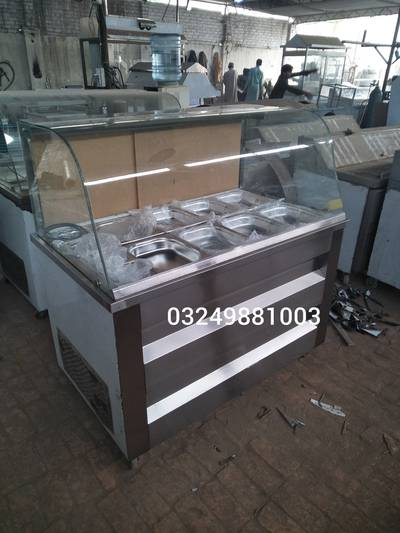 Salad Bar With Cooling 0