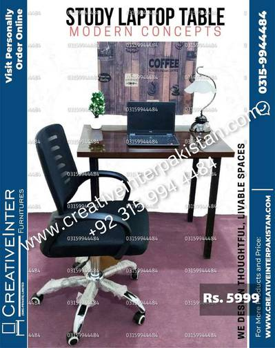 Office table computer sofa bed set chair workstation study 15