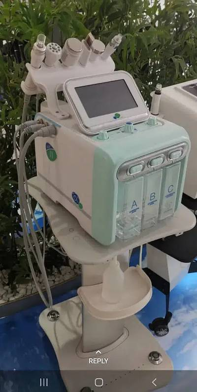Hydra Facial Machines import from China Stock Available 2