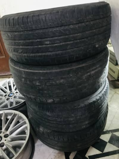 bmw mercedes audi tyres 18 inch for sale 0