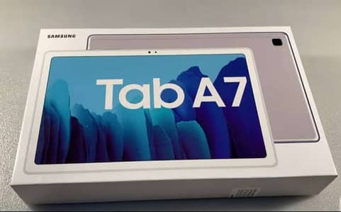 """Samsung Tab A7(T500) 10.4"""" Brandnew/Sealed/Official Box Packed 1"""