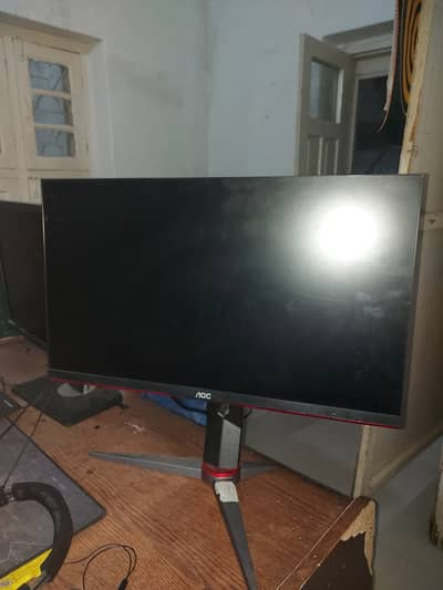 Aoc 24g2 144hz 1ms monitor (only replacement part available) 1