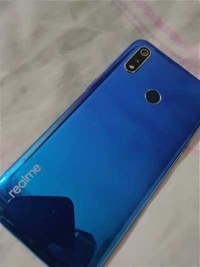 Realme 3 4/64 Mint Variant (Good for Gaming) 0