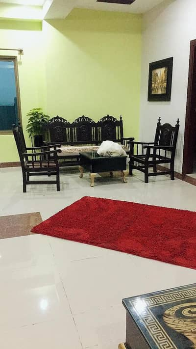 pent House fully furnished available for rent in E11 Islamabad 19