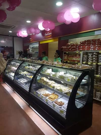 All Bakery Counters Available 8