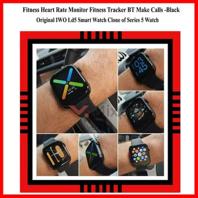 Android Smart Watch touch screen Heart Rate BT Make Calls 0