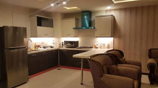 1bed room furnished falt urgent4sale heights1extphase1bahria town rwp 17
