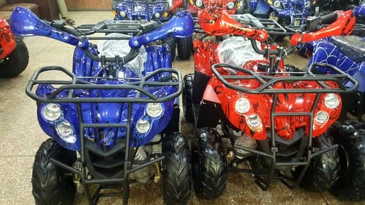 Fuel verity of 50 cc to 249 cc ATV QUAD BIKE available for sell. 15