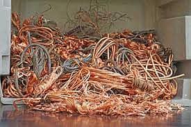 Scrap of Metal,Copper, car scrap,motors,compressor available from UK 5