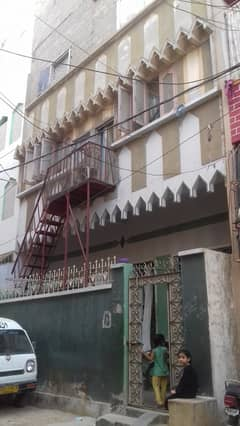 House for sell in liaquatabad c-1 area central of karachi 0